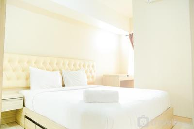 Comfortable 2BR Springlake Summarecon Apartment By Travelio