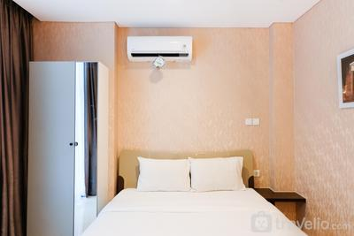 Compact Brooklyn Alam Sutera Studio Apartment By Travelio