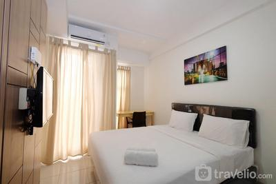 Brand New Studio Room Akasa Pure Living Apartment By Travelio