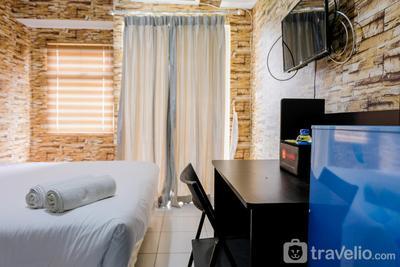 Best Price Studio Room Apartment at Ayodhya Residences By Travelio