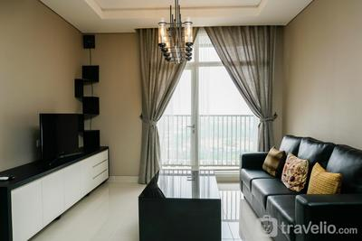 Highest Value 1BR Apartment at Ciputra International By Travelio