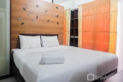 Comfort 3BR Apartment @ Mutiara Bekasi By Travelio