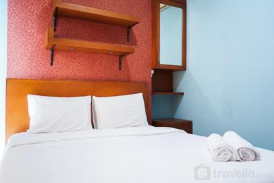 1BR Apartment at Marbella Kemang Residence By Travelio