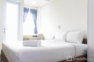 Cozy Studio B Residence Apartment By Travelio