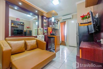 Minimalist 2BR Apartment at Kalibata City near Shopping Center By Travelio