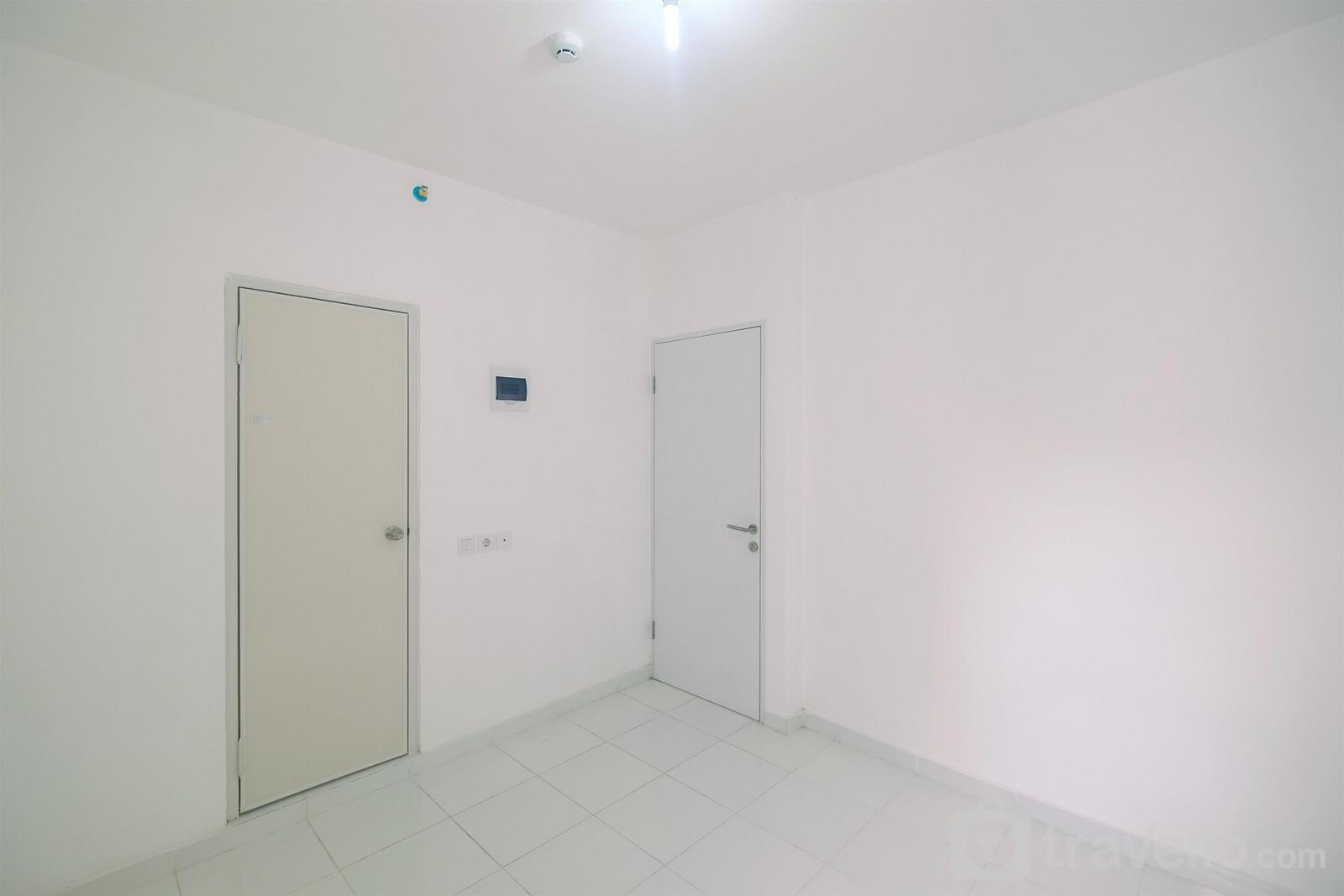 Apartemen Aeropolis Residence - Unfurnished Apartment Studio with AC Aeropolis Residence near Soetta By Travelio