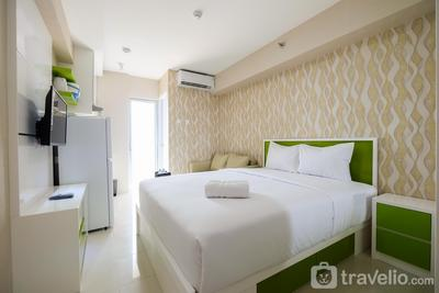 Modern Studio Bassura City Apartment By Travelio