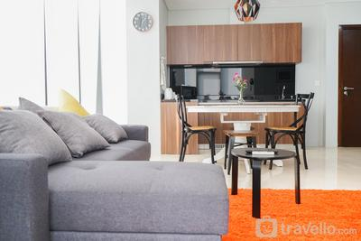 South Tower 2BR at L'Avenue Apartment By Travelio