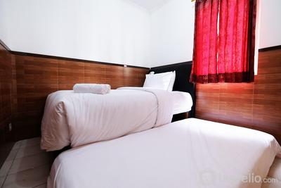 Cozy 2BR Mediterania Palace Kemayoran near to Jiexpo Kemayoran By Travelio