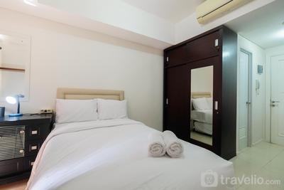 Comfy Studio Greenlake Sunter Apartment By Travelio