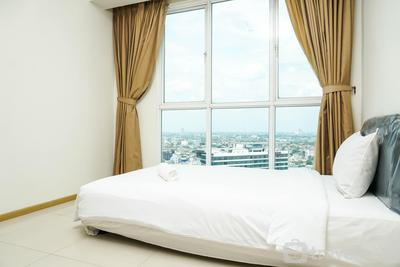 Luxurious 3BR Gandaria Heights Apartment By Travelio