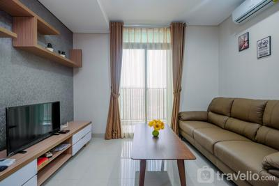 Fully Furnished 2BR Apartment at Pejaten Park Residence By Travelio