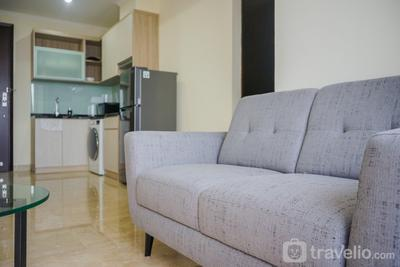 Chic and Cozy 2BR Apartment at Menteng Park By Travelio