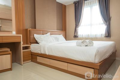 Homey 3BR with Sofa Bed near Pasteur Exit Toll at Gateway Pasteur Apartment By Travelio