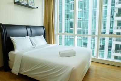 2 BR The Peak Apartment W/ Private Lift Next To Fraser Setiabudi By Travelio
