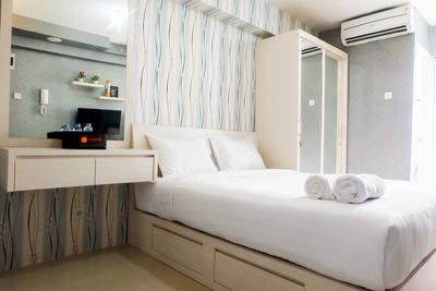 Studio Room Bassura City Apartment In Shopping Mall By Travelio