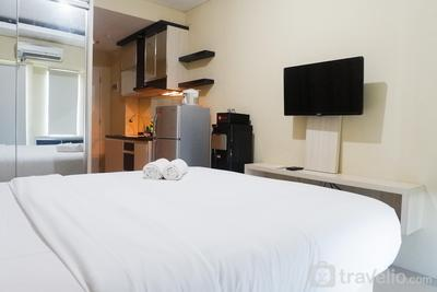 Clean Studio Apartment Connected to Mall at Orchard Supermall Mansion By Travelio