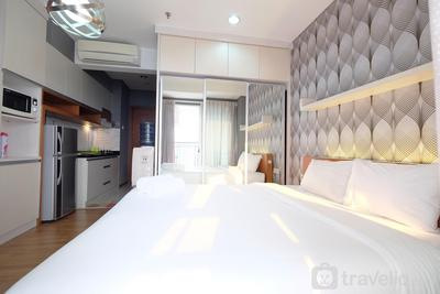 Tidy Studio Apartment @ Thamrin Executive Residence near Mall Grand Indonesia By Travelio