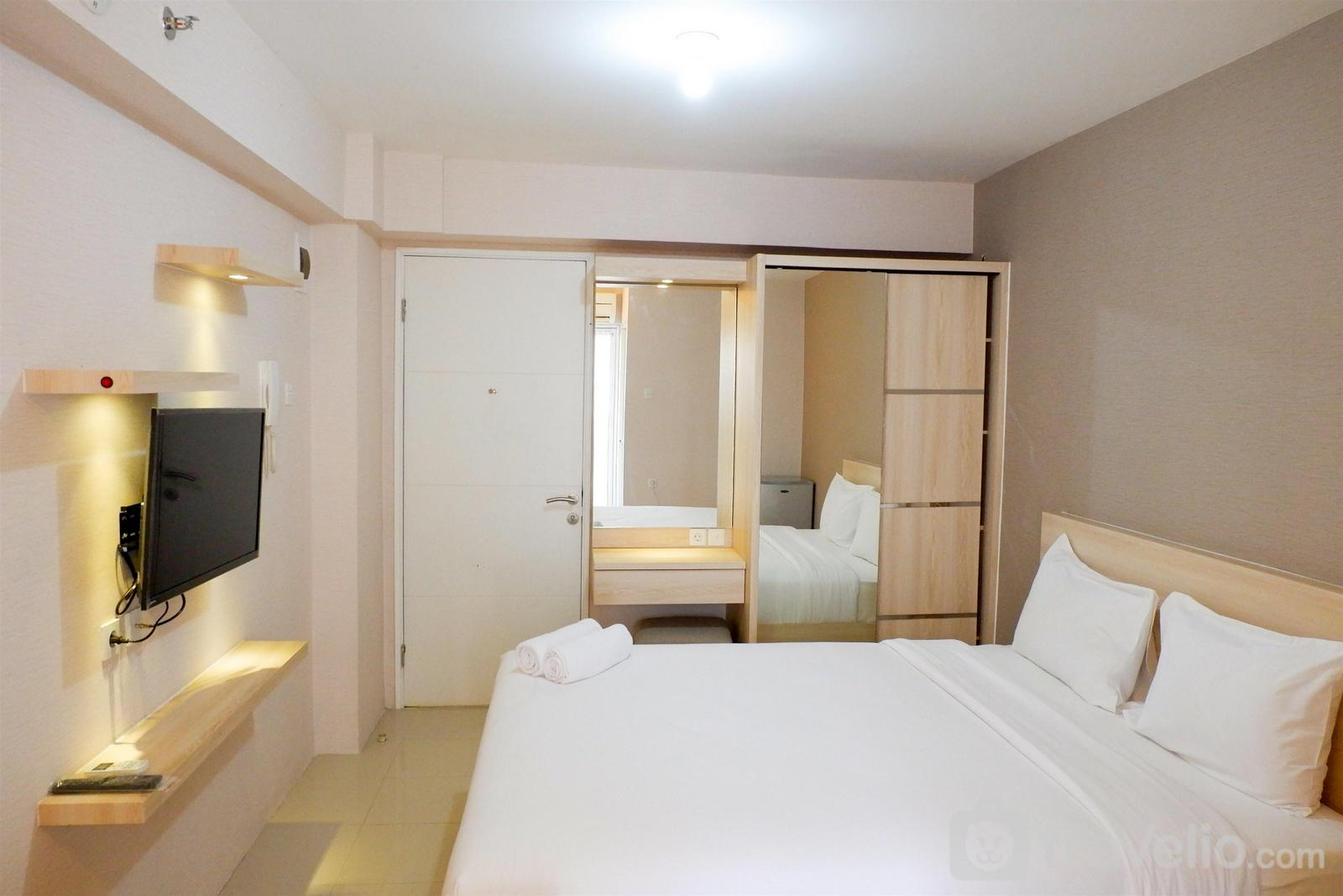 Bassura City Cipinang - Cozy Studio at Bassura Apartment near to Bassura Mall By Travelio