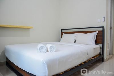 Comfortable Studio Apartment at Springlake Summarecon By Travelio