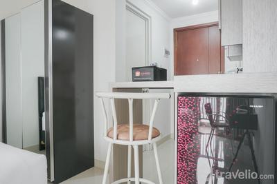 Cozy Studio at Signature Park Grande Apartment By Travelio
