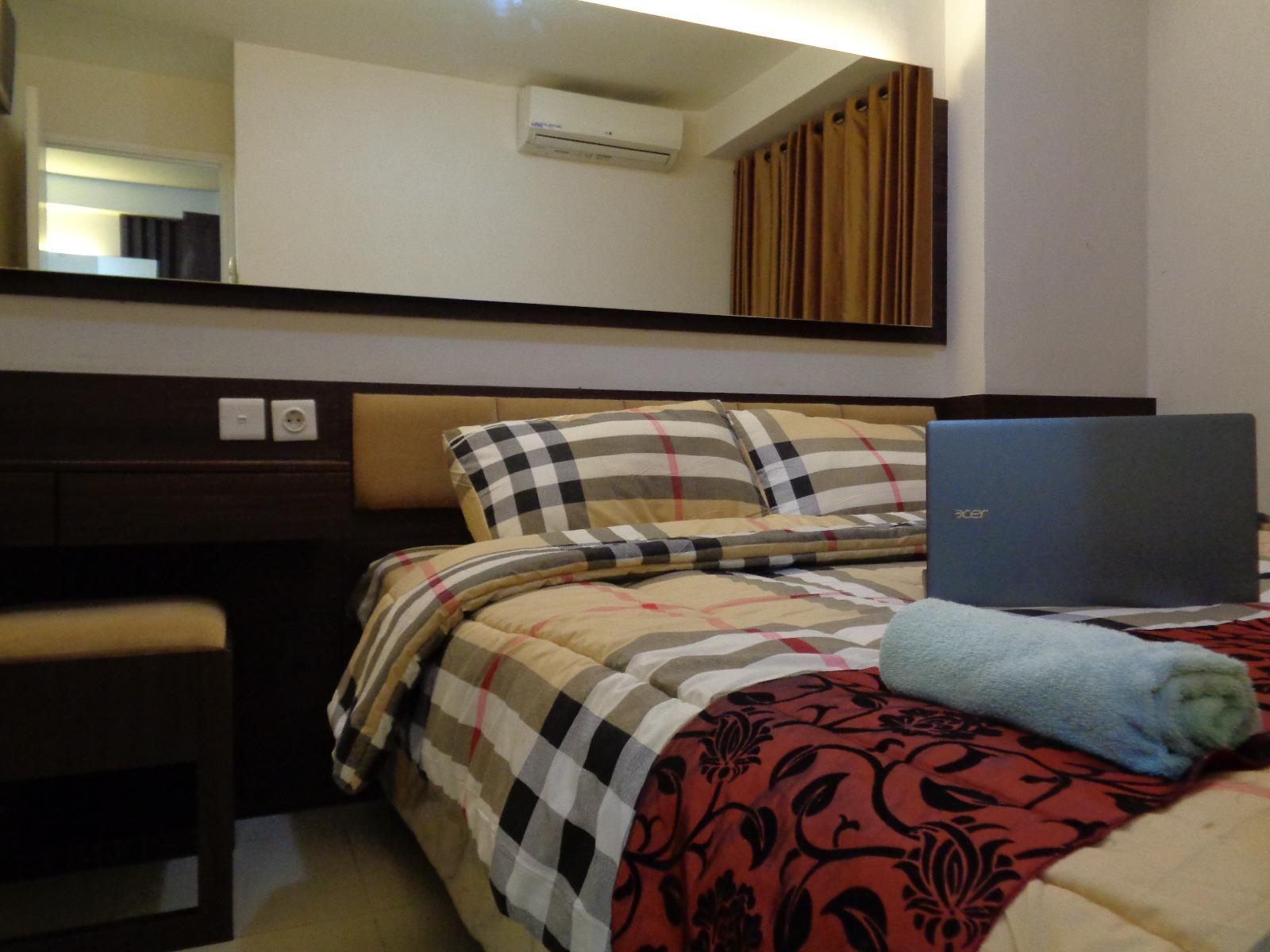 Green Palace Kalibata - 2 BR Premium Exclusive Room @ Apartment Green Palace Kalibata City By Alva Property