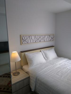Cozy Studio Room with City View @ Azalea Suites - Green Palace Residence - Cikarang