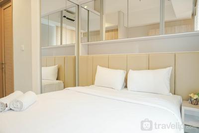 Modern Studio Apartment at Taman Anggrek Residences By Travelio