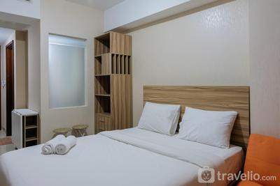 Studio Apartment at U Residence near UPH By Travelio