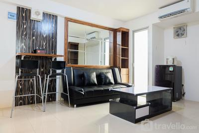 Spacious and Clean 3BR Bassura Apartment By Travelio