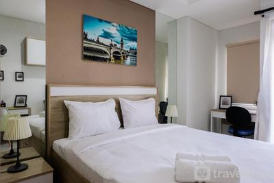New Studio Apartment at Springwood Residence By Travelio