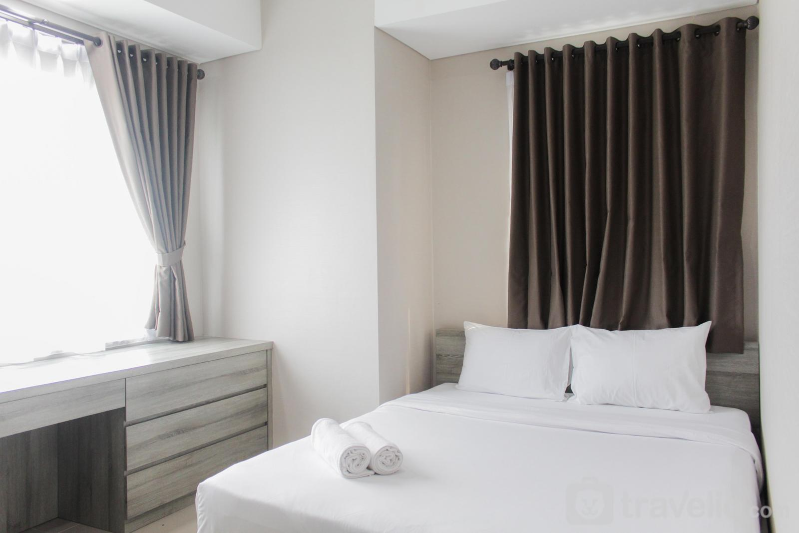 Apartemen B Residence - Comfy and Stylish Studio Apartment at B Residence By Travelio