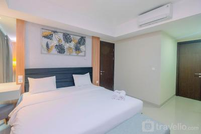 Cozy 2BR Apartment Nine Residence with City View By Travelio
