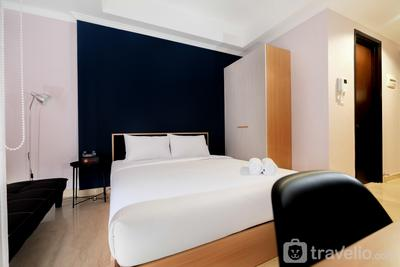 Comfortable Studio at Menteng Park Apartment By Travelio
