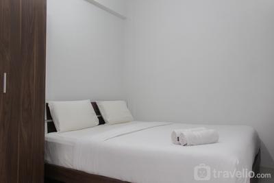 Comfortable 1BR Apartment Emerald Bintaro near British School By Travelio