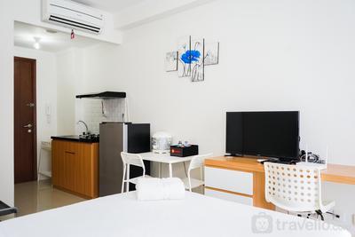 Homey Studio Signature Park Grande Apartment By Travelio