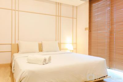 Japanese Cozy Style Studio at Bintaro Embarcadero Apartment By Travelio