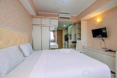 Affordable Price Studio Apartment at The Oasis Cikarang By Travelio