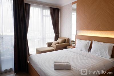 Premium Studio at Menteng Park Apartment By Travelio