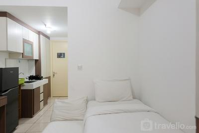 Cozy Room Studio M-Town Apartment By Travelio