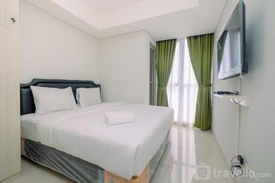 New Furnished 1BR Apartment at Gold Coast near PIK By Travelio