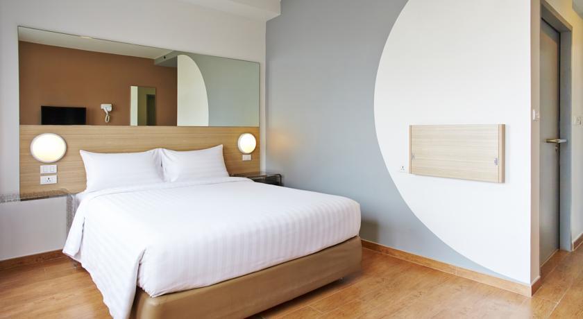 Tune Hotels Asoke Bangkok