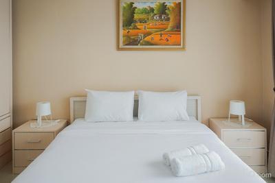 Pleasant Studio Apartment at Tamansari The Hive By Travelio