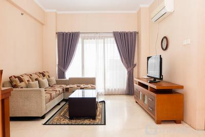 Spacious 3BR Poins Square Apartment By Travelio