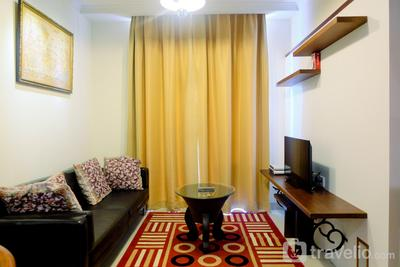Modern 2BR Ancol Mansion Apartment By Travelio