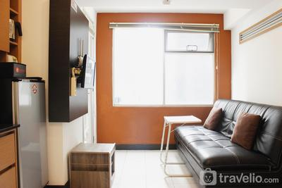 Strategic 1BR Apartment with Sofa Bed at The Jarrdin Cihampelas By Travelio