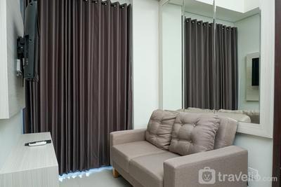 Minimalist 3BR Apartment at Puri Mansion By Travelio
