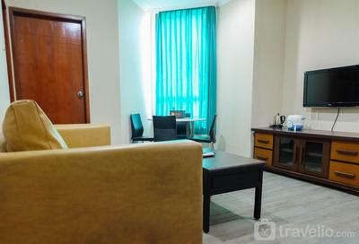 Homey 1BR Pangeran Jayakarta Apartment By Travelio