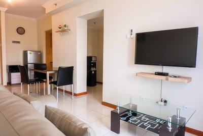 3BR Grand Palace Kemayoran Apartment For Lifestyle Living  By Travelio