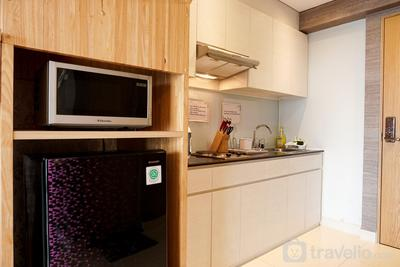 Stunning 2BR Loft Apartment at Maqna Residence By Travelio